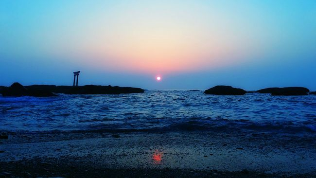 EyeEm Nature Lover From My Point Of View Sunset_collection Sea And Sky Moments Reflection Reflections Getting Inspired Nature_collection Nature Photography Light And Shadow Sunrise Silhouette