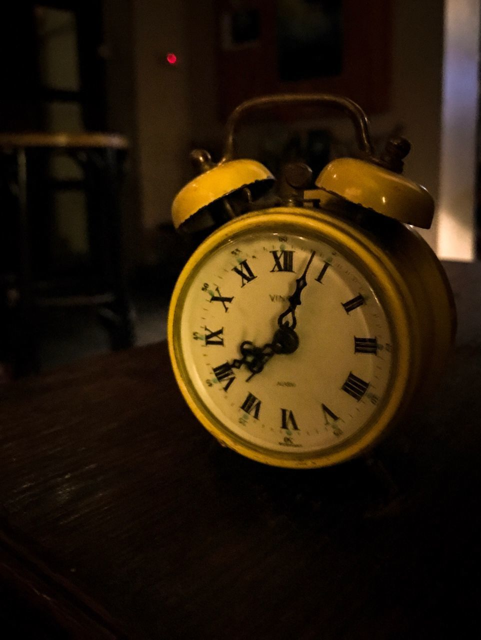 time, clock, indoors, focus on foreground, alarm clock, old-fashioned, no people, retro styled, close-up, night, home interior, clock face, minute hand, hour hand
