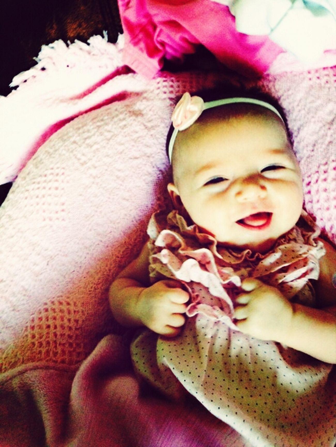 Happy Baby Smile. Eva♥ Mommys Princess