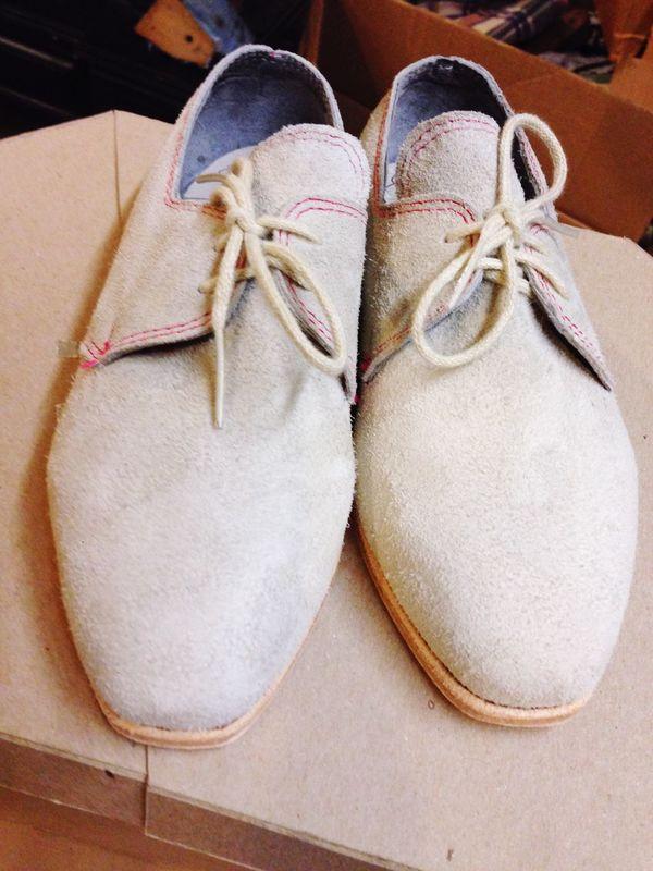 Shoes ♥ Shoemaker Tijuana ZUMISURA Leather Custommade