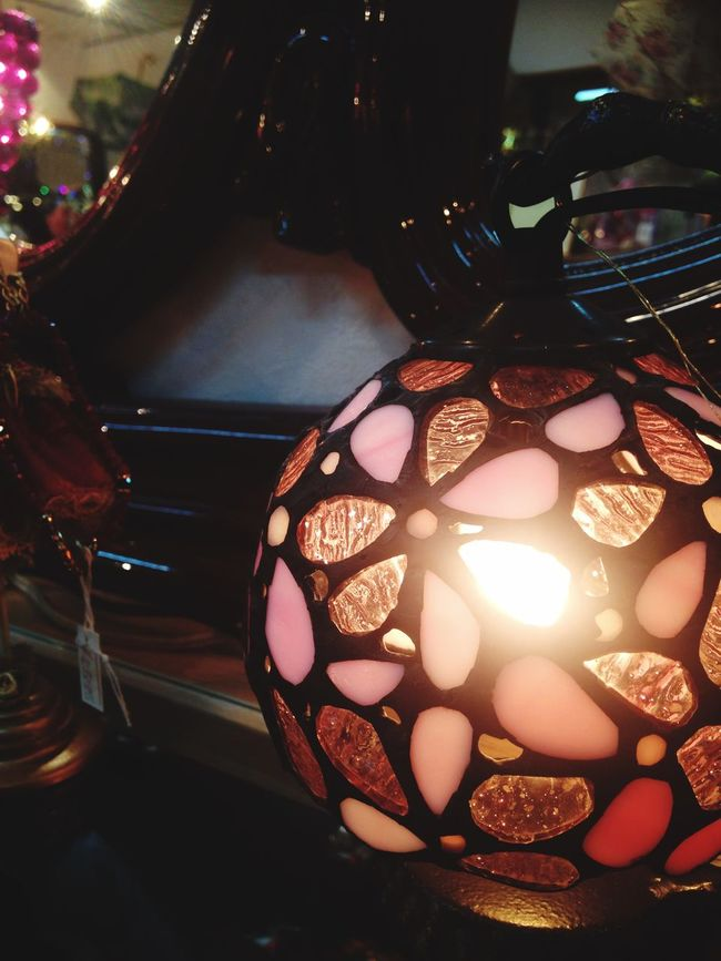 #Lights Pink
