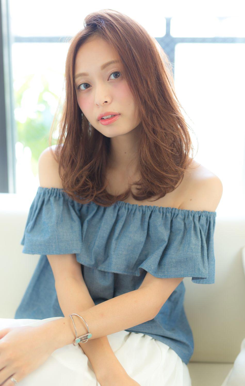 Hair 箕面 美容室 Japanese Girl Hairstyle Japan Beauty Girl