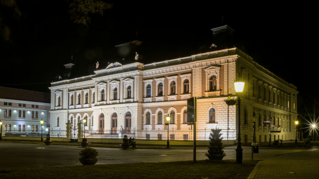 Architecture Bogoslovija Building Exterior Built Structure Façade Famous Place Historic History Old Town Outdoors Religion Serbia Serbian History Spirituality Sremski Karlovci Vojvodina