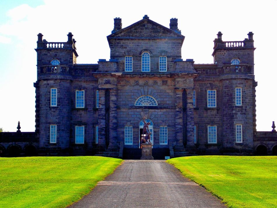 Architecture Beauty Beauty In Nature Building Exterior Colour Of Life Country Countryside England England🇬🇧 Eye4photography  EyeEm Best Shots EyeEm Nature Lover Façade Full Length Grass History Inghilterra Nature Nature Photography Nature_collection No People Seaton Beach Seaton Delaval Hall Travel Destinations Uk