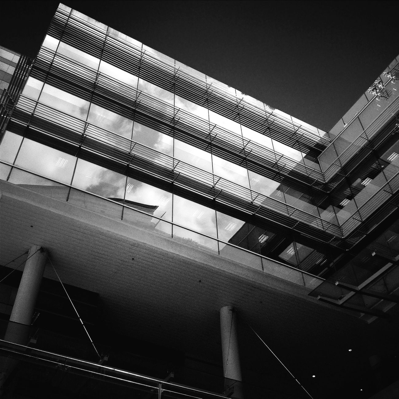 r • e • f • l • e • c • t • i • o • n Architecture Light Eye4photography  Bw_collection