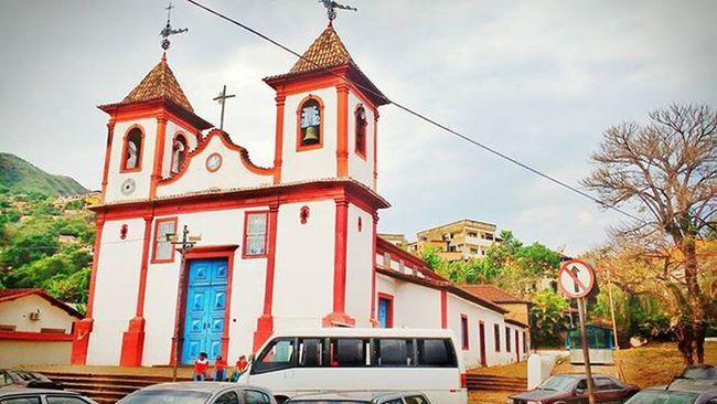 Igreja Nossa Senhora da Conceição Sabara MG  Brasil
