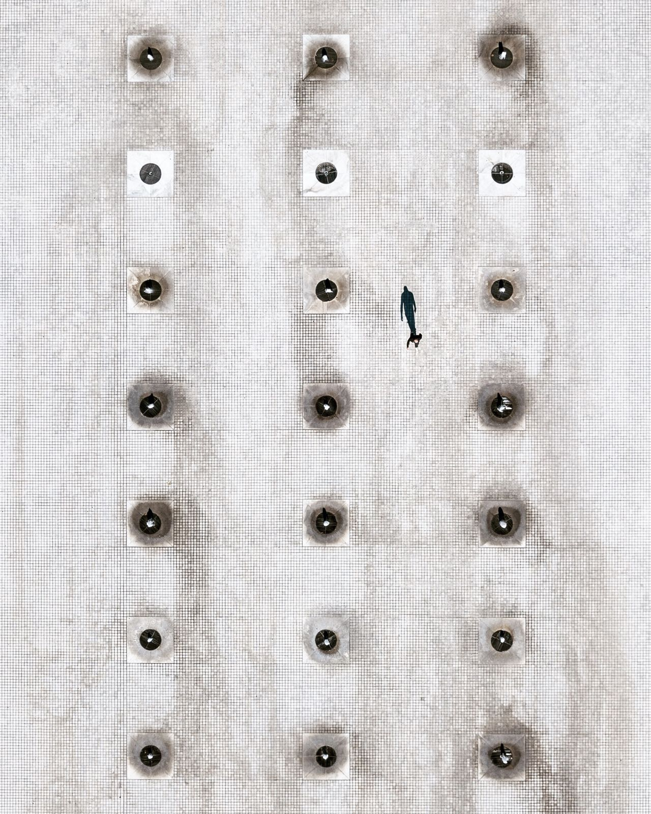 Looking down 🚁🕹️ people day only men minimal Shadowplay minimalism Thessaloniki greece Drone eyemphotography dji dronephotography TheWeekOnEyeEM mavic pro The Week on EyeEm polarpro travel destinations background