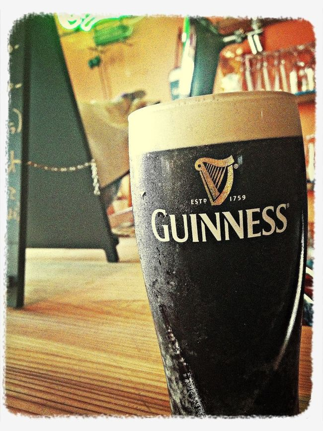 It's my GUINNESS ‼