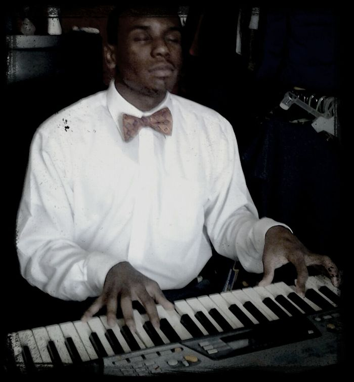 Gentleman and Musician Can't Get Much Better. GentlemanLife. Musician Bowtie Kikme