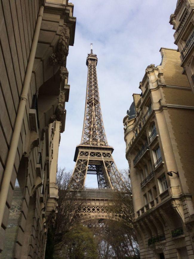 Seeing The Sights Paris, France  Eifel Tower