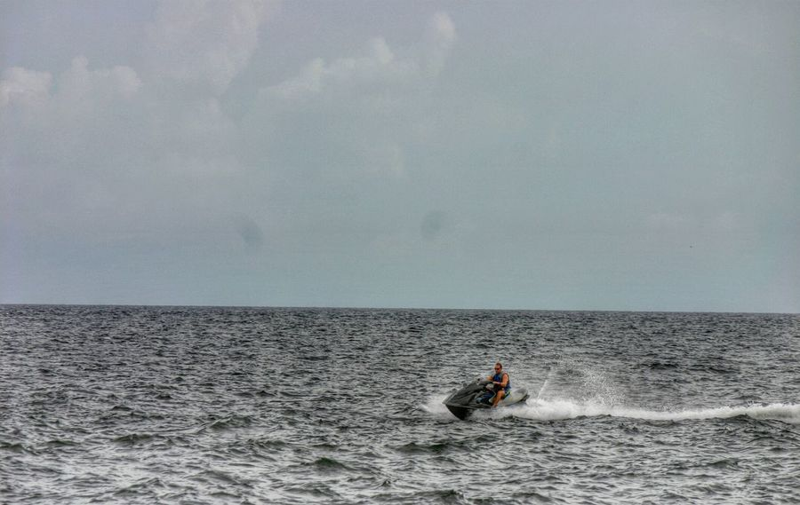 Caribbean Life Ocean View Down The Islands Trinidad And Tobago Hdrphotography Jetski