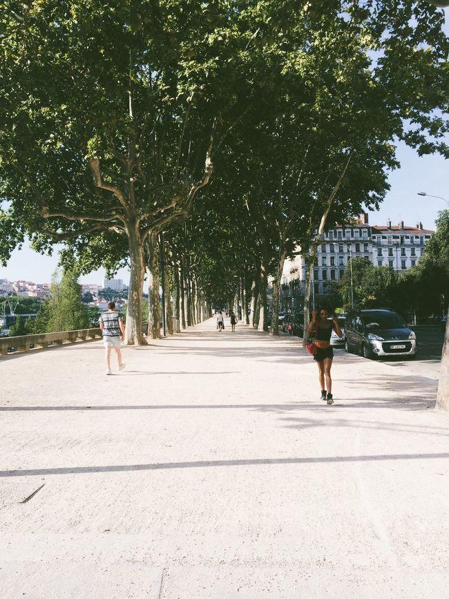 Un après midi à Lyon France Traveling Urban Lifestyle