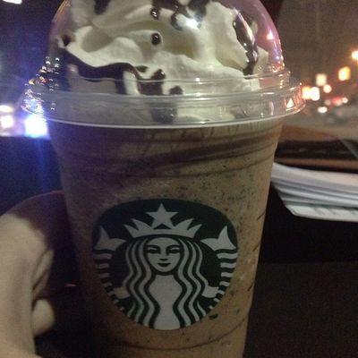 Yum! Starbucks Gooday Yummy Unff  coffee chocolate craving