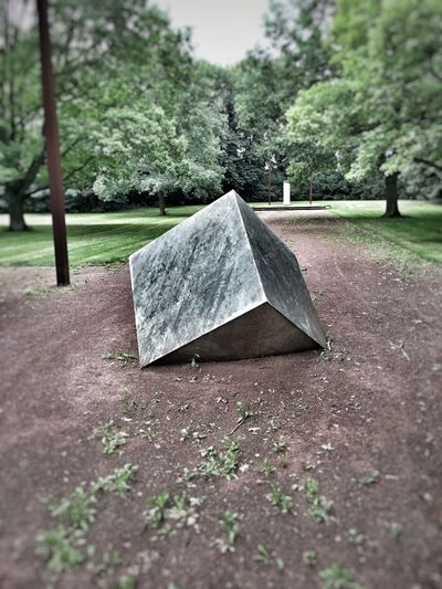 Magdeburg Sculpture Outdoors The Secret Spaces