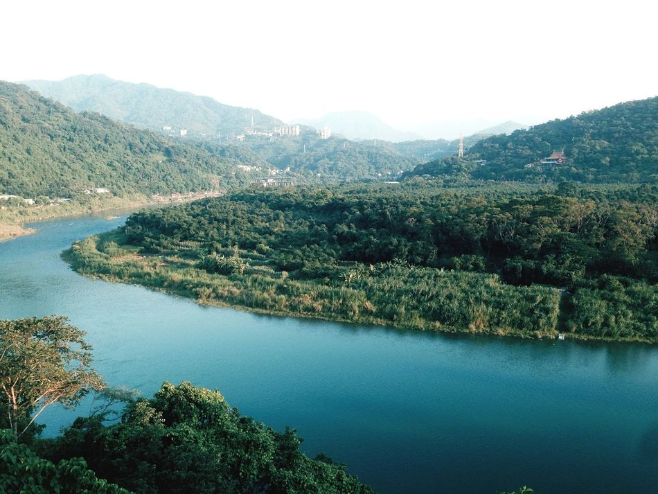 River View Walking Home Xindian New Taipei City The View And The Spirit Of Taiwan 台灣景 台灣情