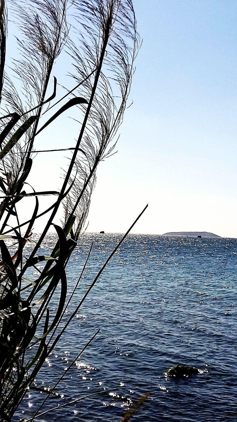 First Eyeem Photo Mybestphoto2015 Turkey Balikesir Turkey My Best Photo 2015 Shades Of Blue Sea And Sky Seaside Sea Sea_collection Showcase: December