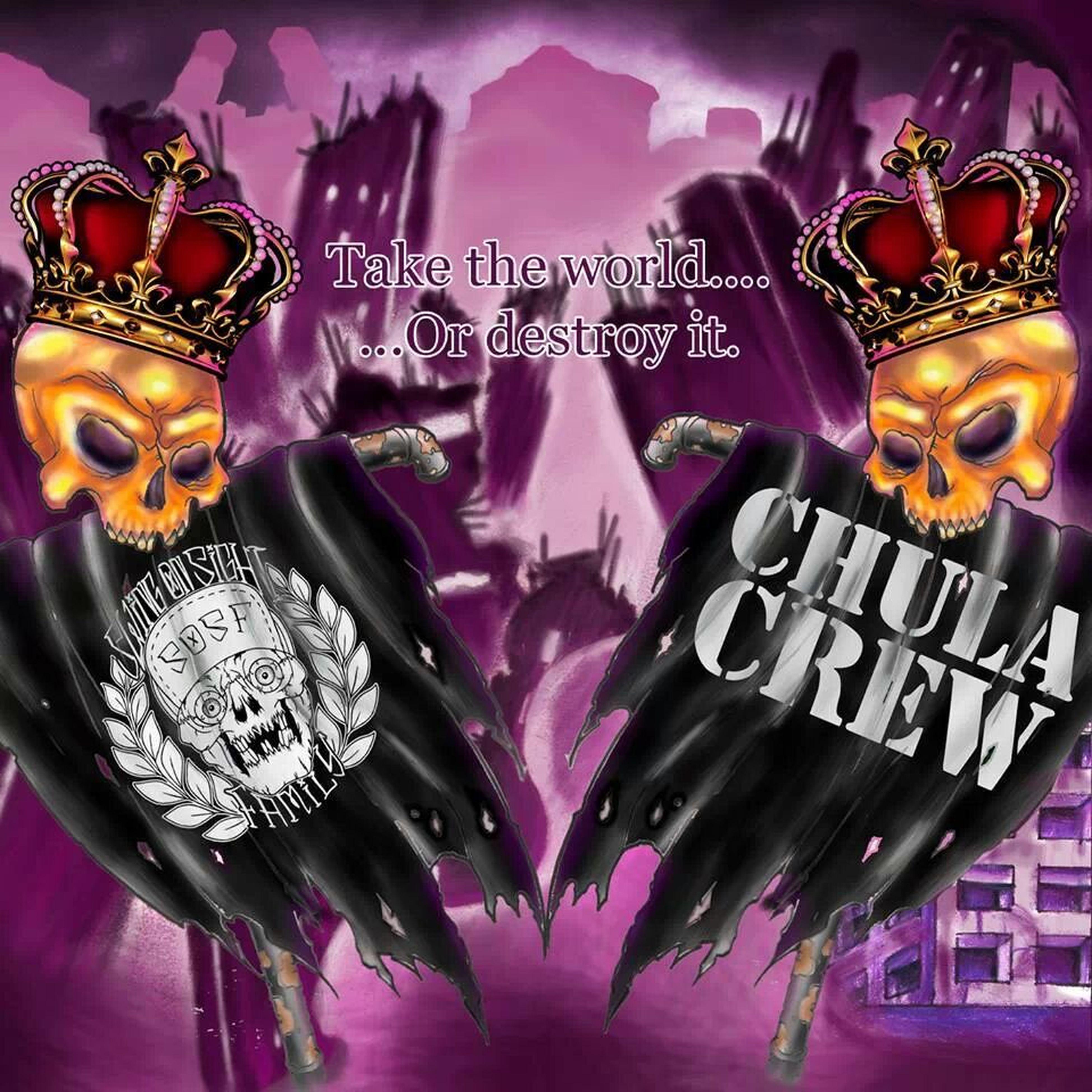 WE'RE Crew SOSF59 CHULACREW33 That's Me