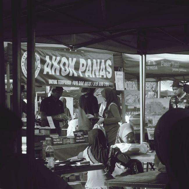 Akok Akok Kelantan #malaysia Cakes Street Photography