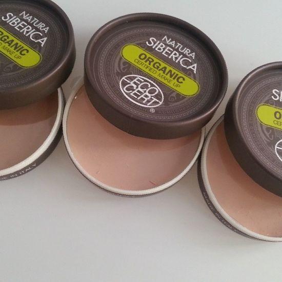 Biobeautysk Organic Puder Naturasiberica top bio dekorativka followme new