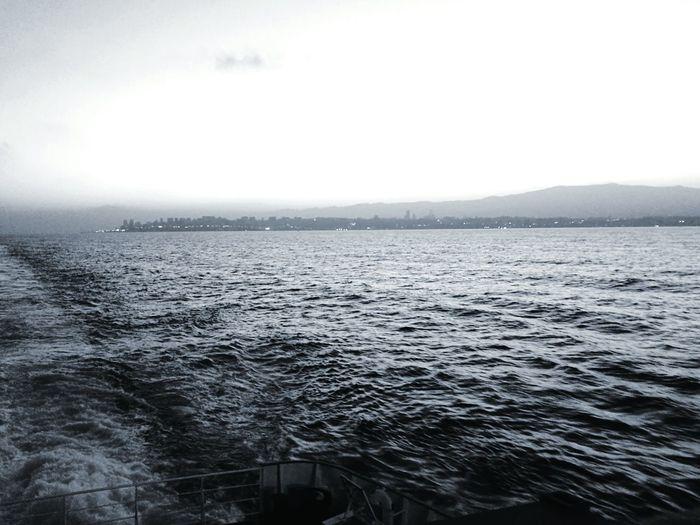 Bei-scatti-rut Time On The Sea Solitude Homesick  Nostalgia Lontananza Let's Go. Together. EyeEmNewHere