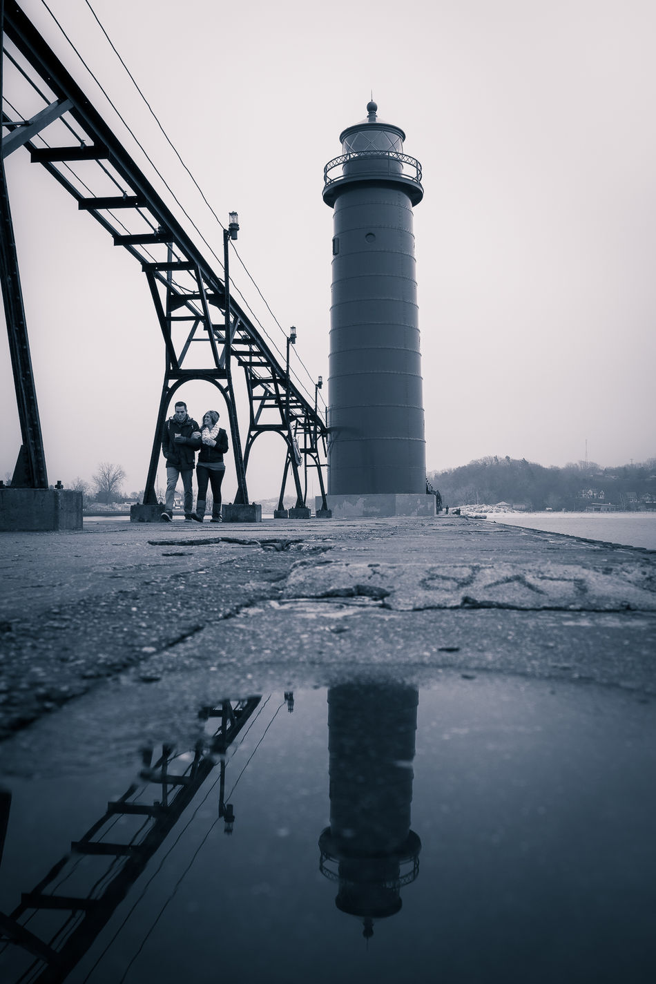Beautiful stock photos of liebespaar, water, architecture, protection, lighthouse