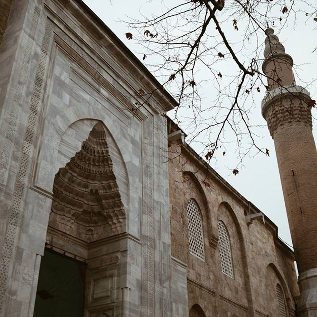Ulu Camii Zharipxbursa Camii Mosque Osmanlı Tarih  History Ulucamii