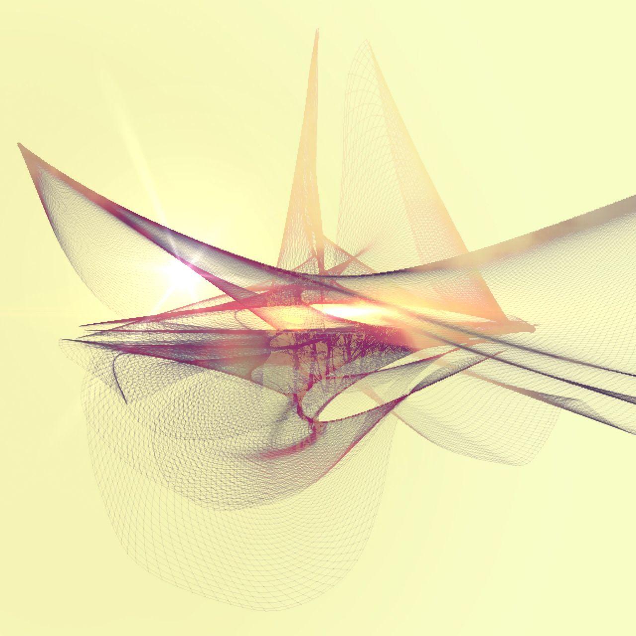 SAIL II Abstractart Conceptual Sailing Light