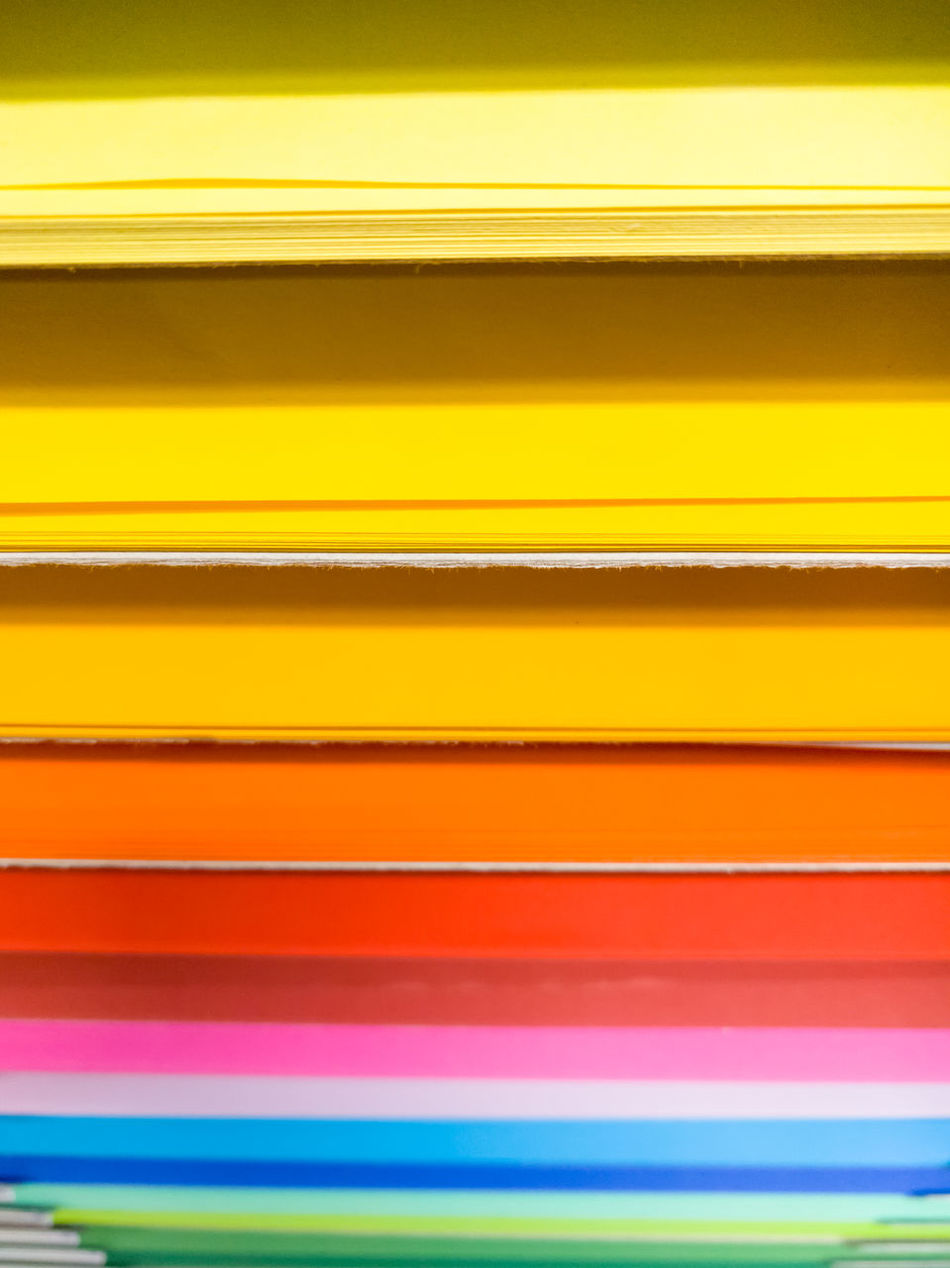 Abstract Backgrounds Close-up Colorful Day Multi Colored No People Orange Color Pattern Red Yellow