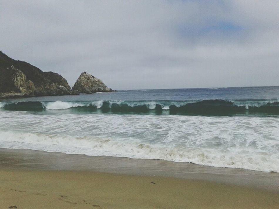 Relaxing Beach Hello World Inlove ??