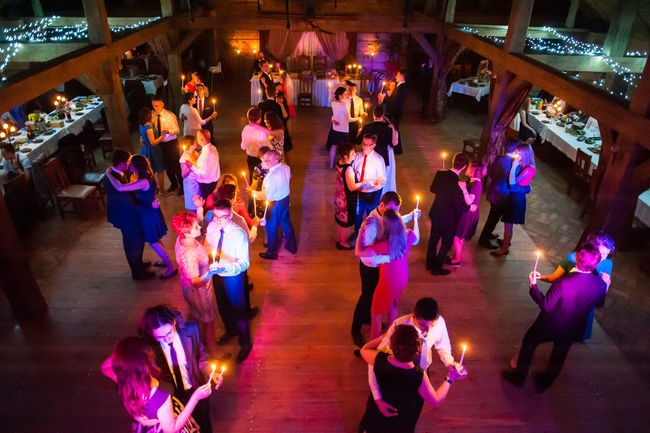 Bridal Bride And Groom Candles.❤ Cultures Group Of People Illuminated Large Group Of People Leisure Activity Marriage  Nuptial People Dancing Traditional Cusmoms Wedding Day Wedding Event