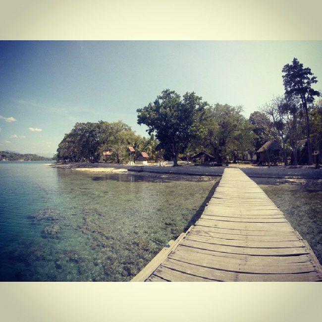 Dutungan Island INDONESIA