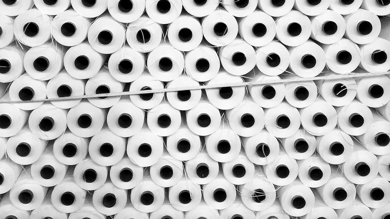 Arrangement Backgrounds Close-up Frame It! No People Paper Paper View Papers Repeating Patterns Repetition Rolls Black And White Black & White Paper