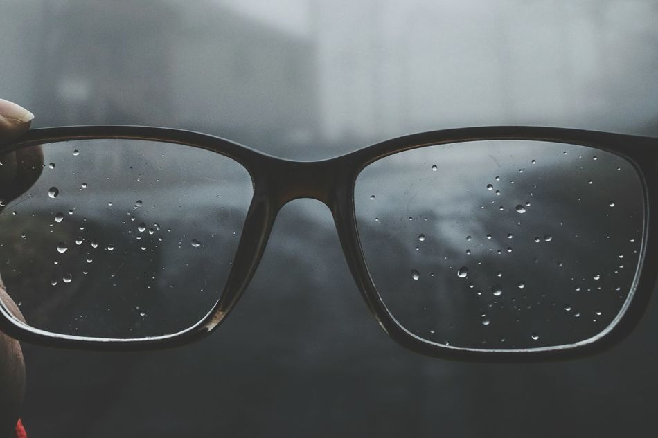 Art Is Everywhere Sunglasses Eyeglasses  Eyesight Eyewear Close-up Day Nature Personal Perspective Perspective Outdoors Nikonphotography Moodscapes Simplicity Foggy Day Rainy Days Moodygrams Mood Captures Depth Of Field Depth Effect Toneseekers Tones And Shades