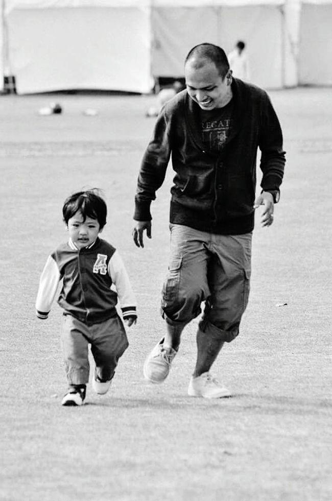 Modern Father The Moment - 2015 EyeEm Awards Growing Better Dejima Wharf That's Me Imissthosedays