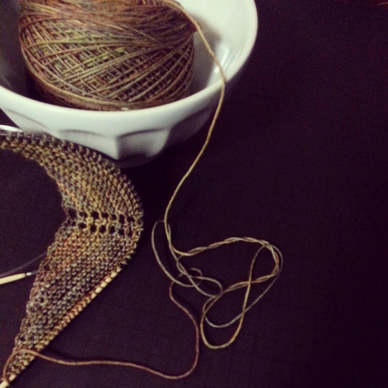 Knitting Handmade Yarn KAL  Malabrigo