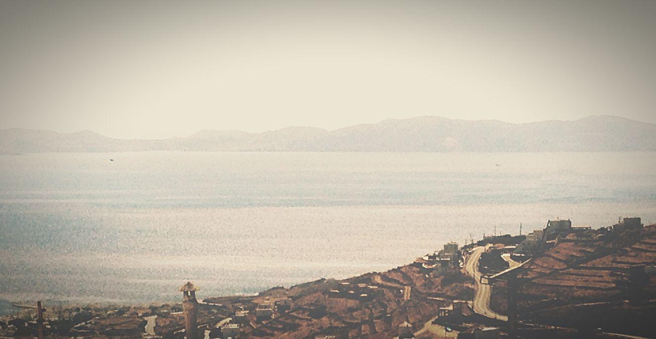 Almost, an old summer Sea Summer Island Greece Tinos Greece