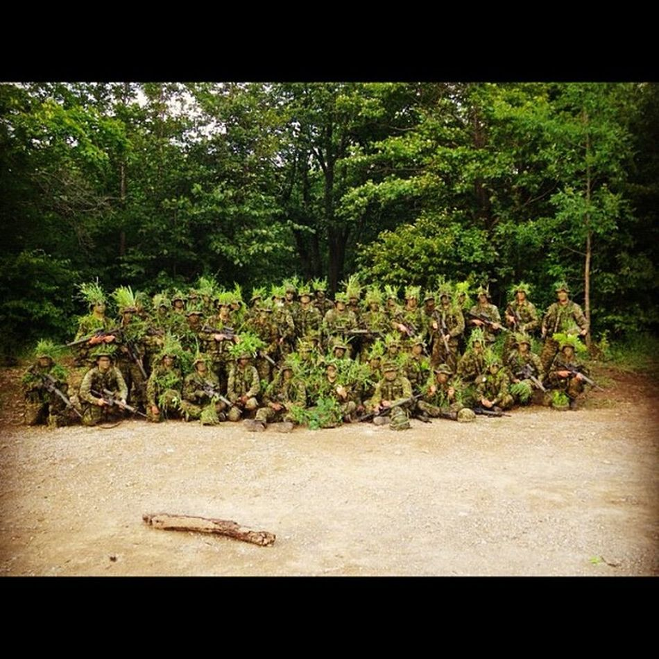 Army Stalking Lesson Army Military Stalking Camo Camoflauge Soldier Forest Canadianarmy Cadpat Family
