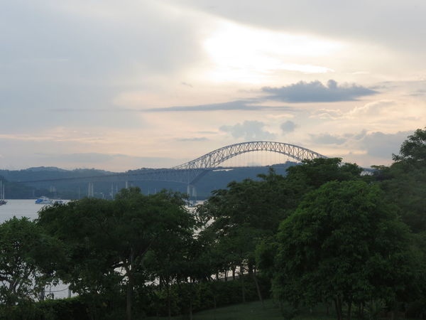 City Sunset Outdoors Cloud - Sky Scenics Architecture Nature No People Business Finance And Industry Bridge - Man Made Structure Tree Bridge Landscape Beauty In Nature Sky Cityscape Day Panama City Panama Canal Panama507 Panamanian