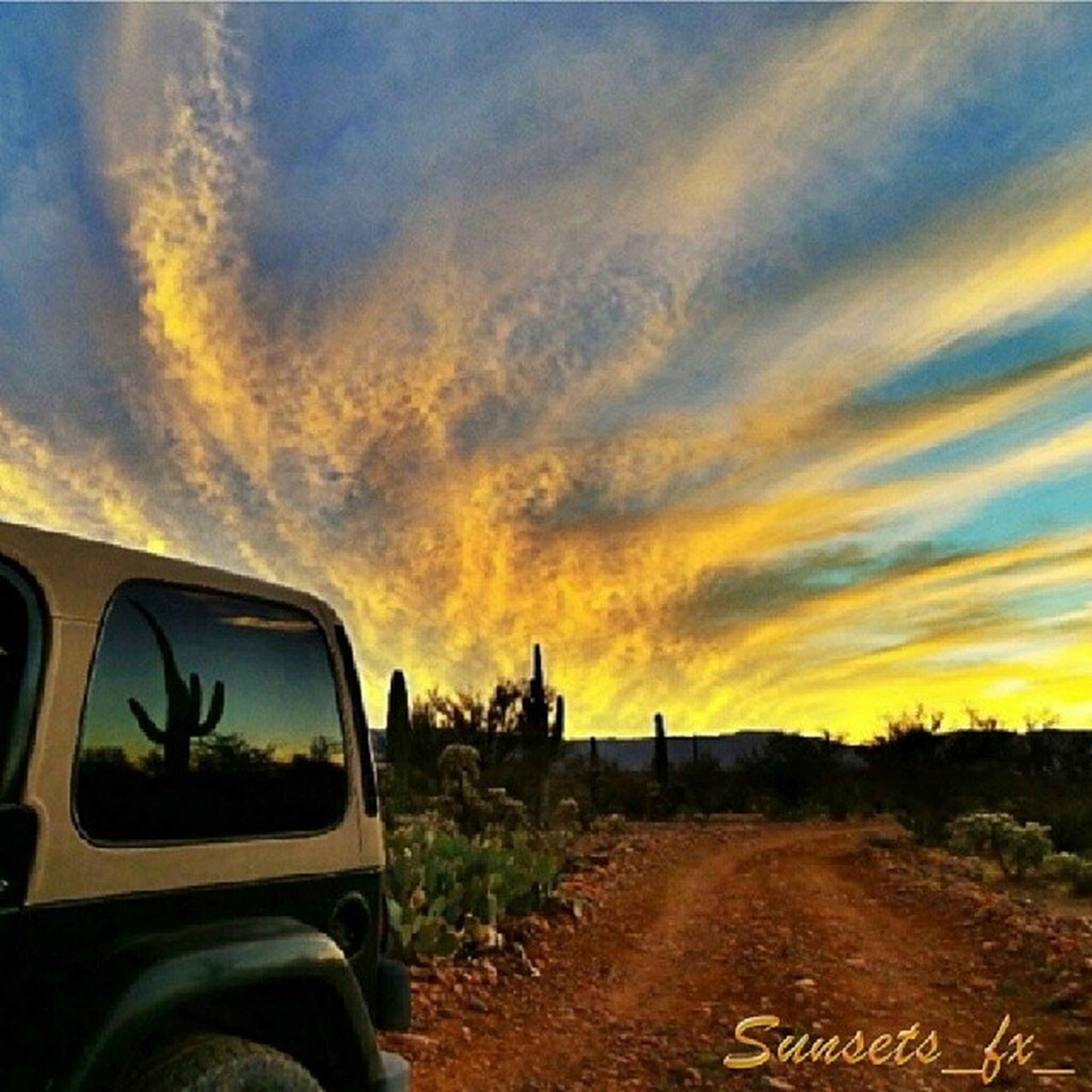 transportation, sunset, sky, cloud - sky, land vehicle, road, car, mode of transport, orange color, the way forward, cloudy, cloud, dramatic sky, scenics, nature, tranquility, landscape, beauty in nature, tranquil scene, travel