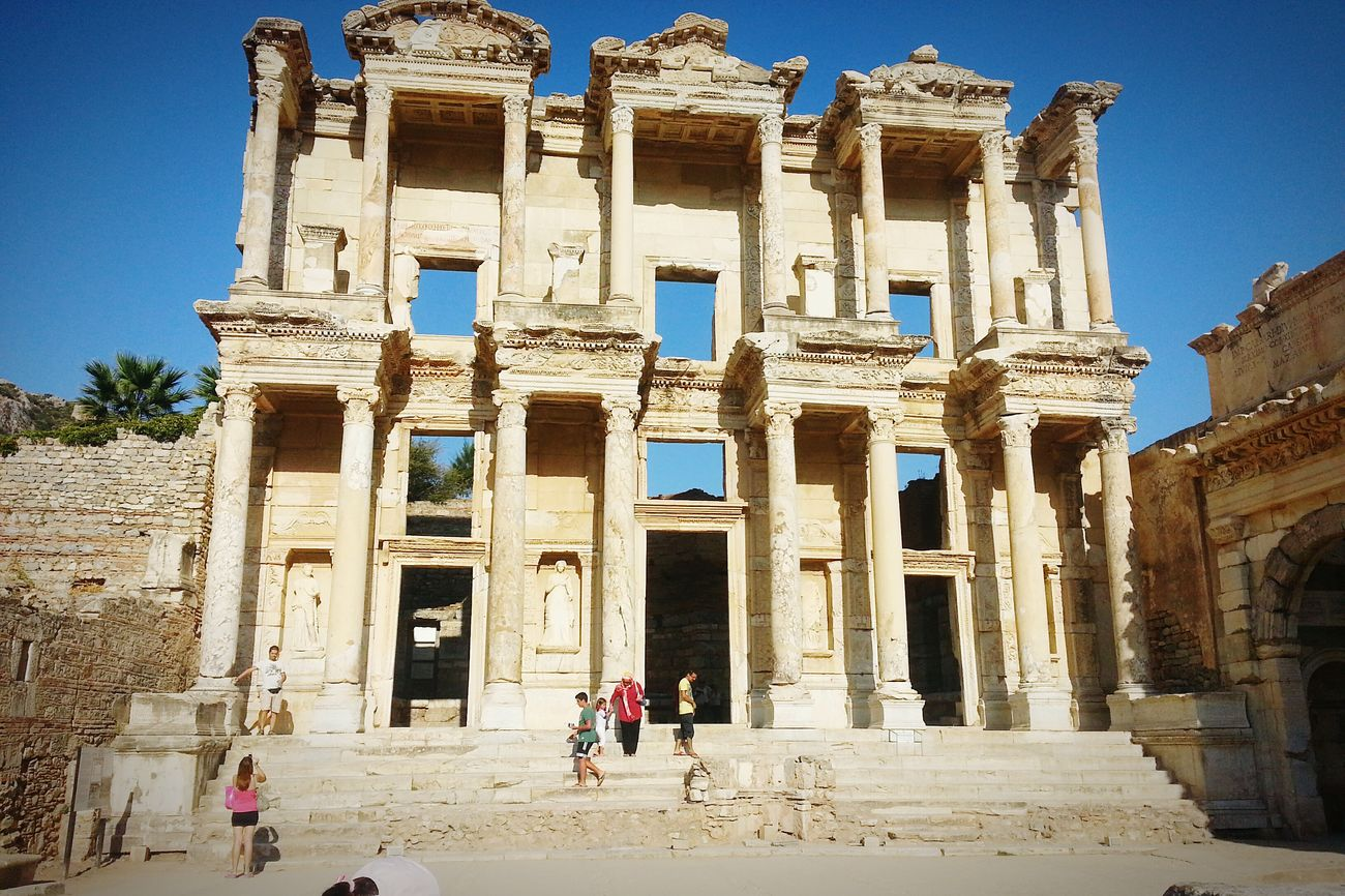 Efes Antik Kent Turkey Izmir ızmir View Amazing View First Eyeem Photo Eyeem Ephesus - Turkey Ephesus City First Eyeem Photo