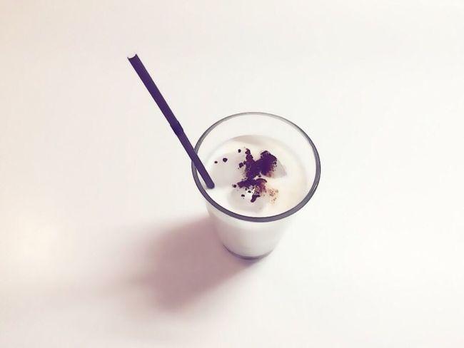 Kiiiifood Goodmorning Milk Good Morning Food Drinking Drinks Drink Drinks! Good Morning!