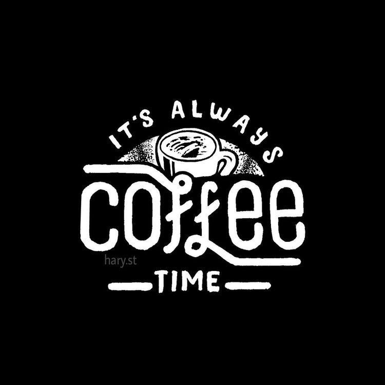 Typography Coffee