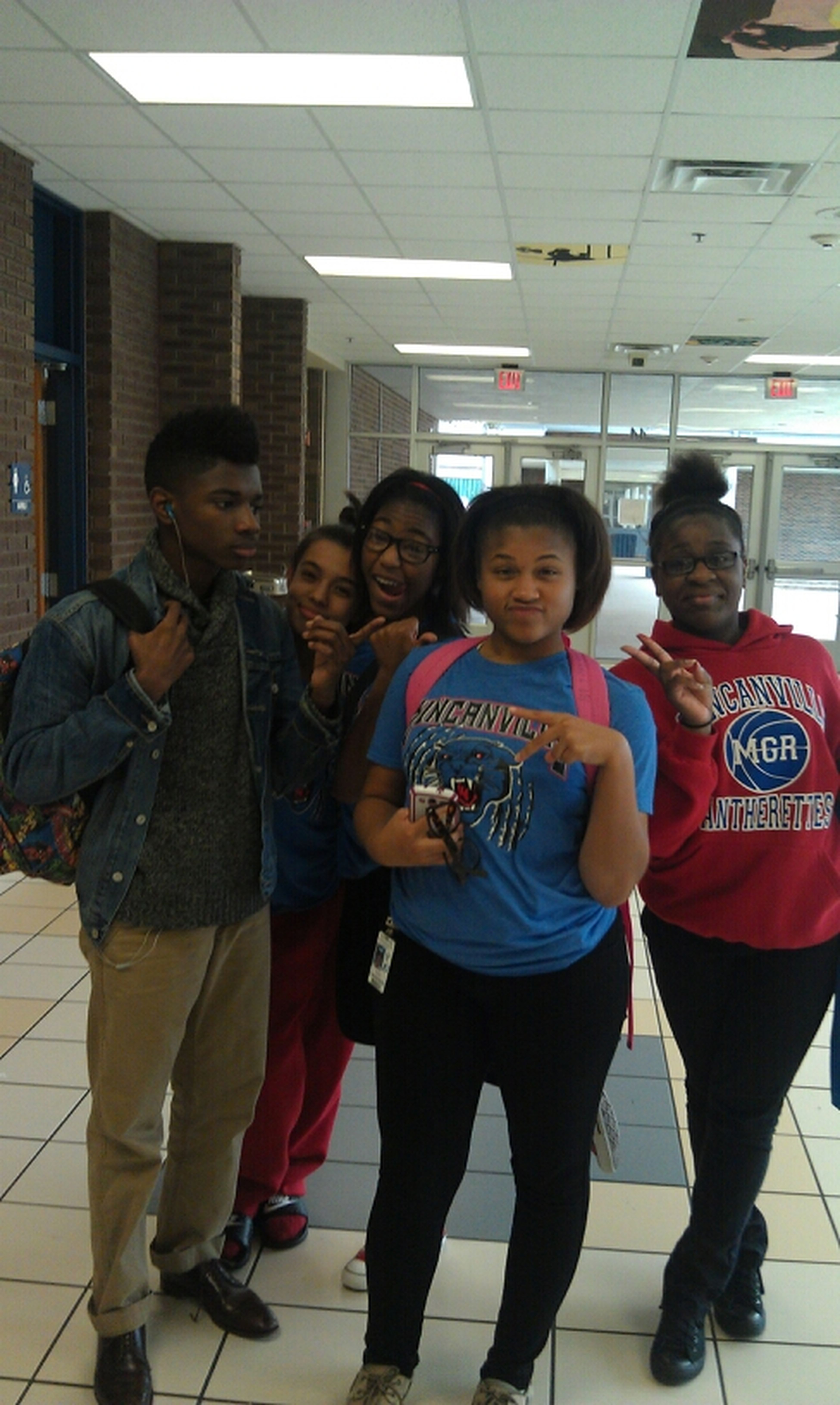 Because We Cool Like That(:
