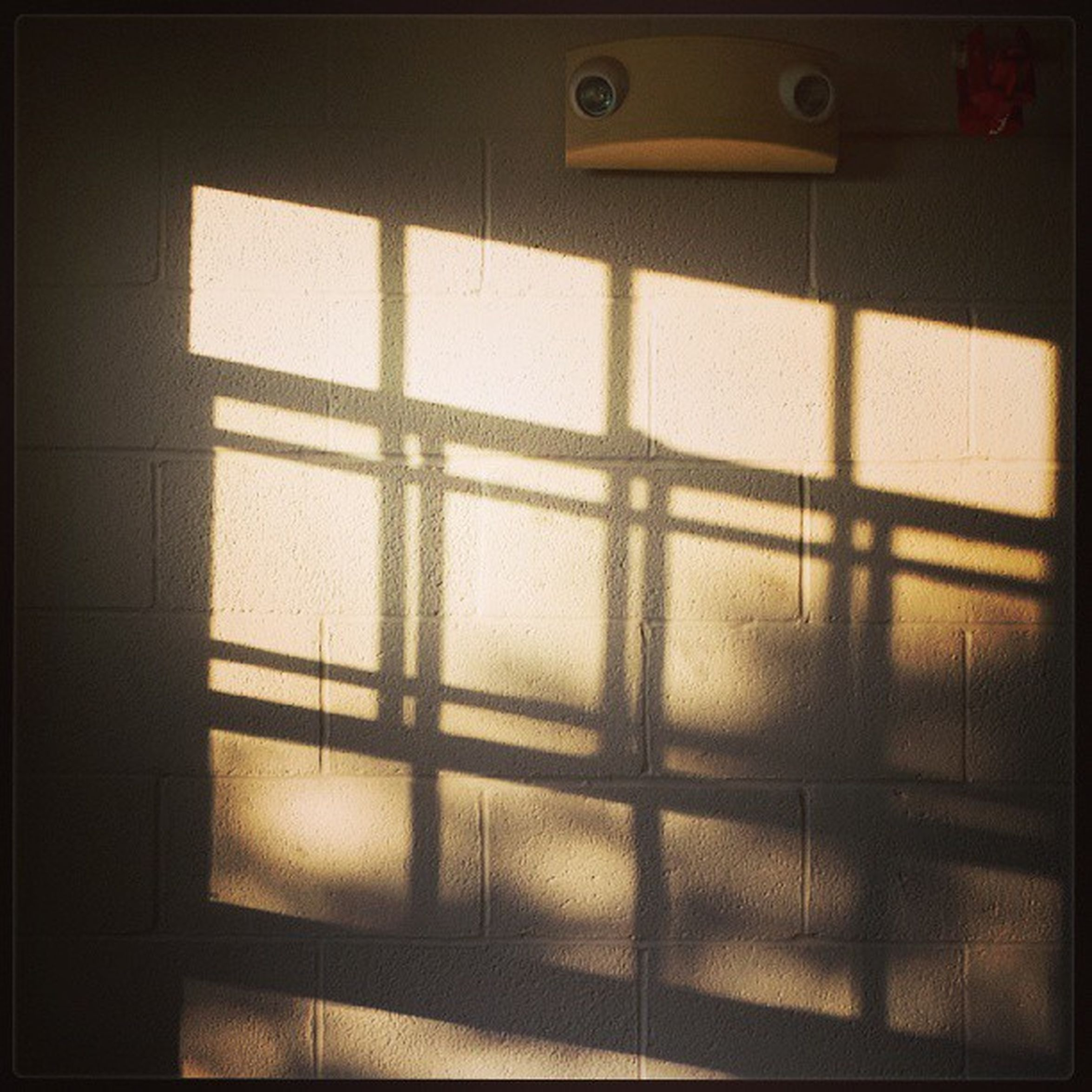 Windowsunset Brickwalllights