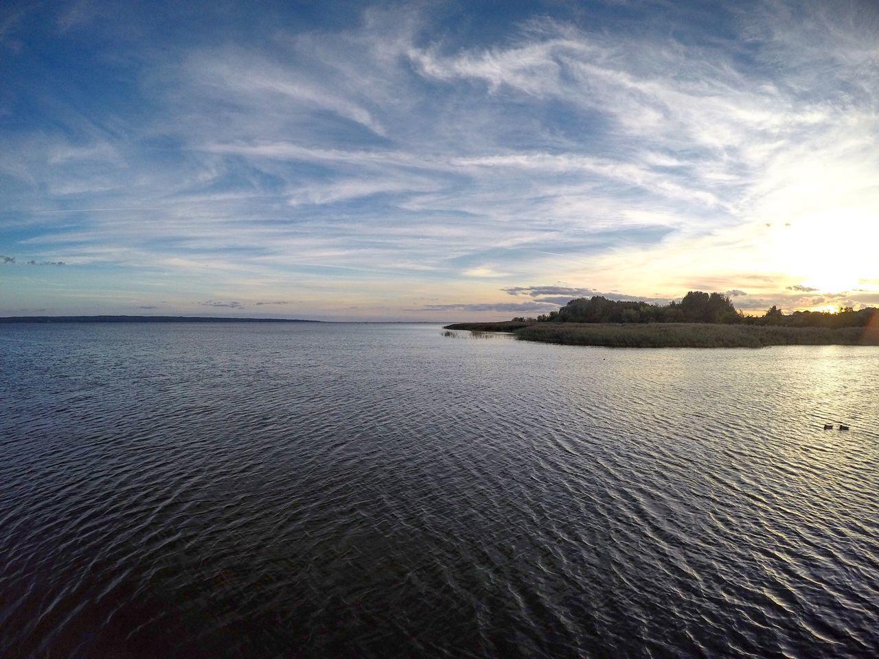 Krynica Morska ⚓️ Krynica Krynica Morska Port Sunset Weekend Gopro HDR Zalew