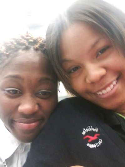 Me andd Redd ! ♥ツ