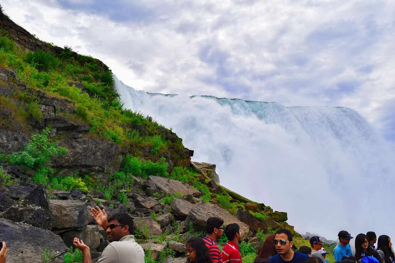 Few months back at Niagara Falls Amazing View Cant Forget the day EyeEm Nature Lover EyeEm Gallery EyeEmBestPics Nikonphotography Nikond5300 Nature_collection Enjoying Life