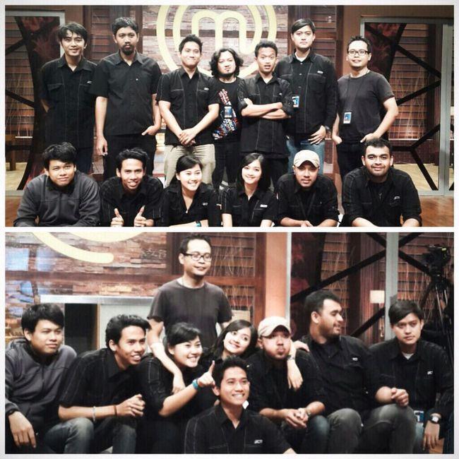 Crew Master Chef Junior