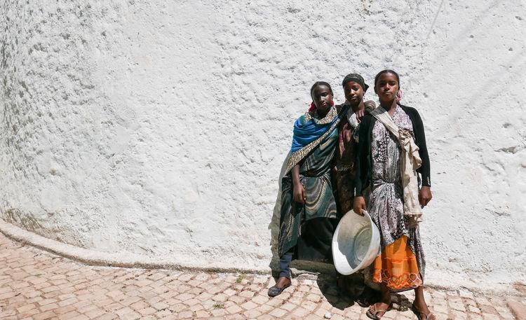 #Africa #Ethiopia #africanlife #eastafrica #ethiopian #girl #girlpower #habesha #streetphotography #streets Friendship Young Women