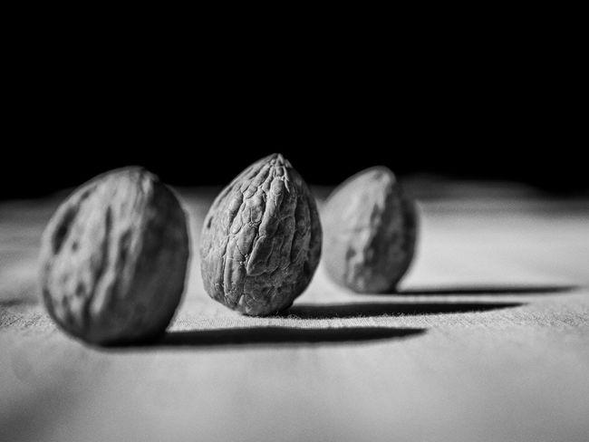 Blackandwhite Olympus OM-D E-M5 Mk.II Hiresmode Walnuts Nuts Still Life